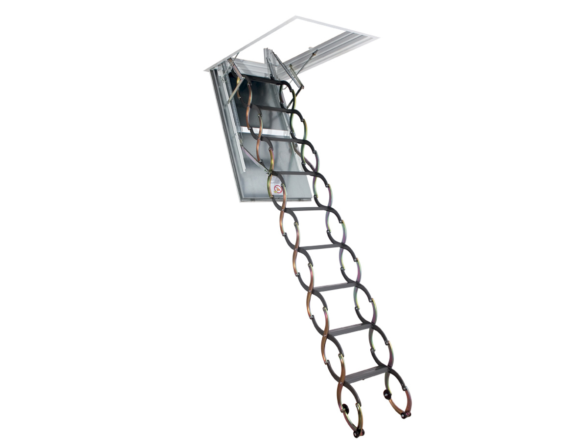 Půdní schody FAKRO LSF Půdní schody Fakro: 280 60x90 cm