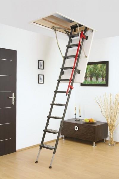 Půdní schody FAKRO LML Lux Půdní schody Fakro: 280 70x140 cm