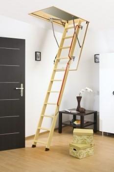 Půdní schody FAKRO LWL Půdní schody Fakro: 280 70x140 cm