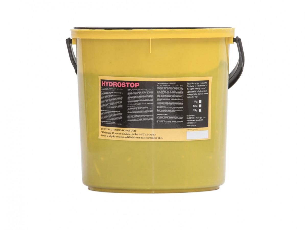 Tekutá hydroizolace Hydrostop Obsah: 3 kg