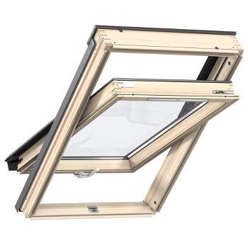 Velux GLL 1061B - trojsklo spodní ovládání Velux: MK06 78x118 cm