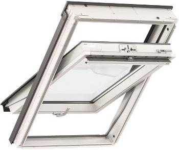 Velux GLU S10002 - spodní ovládání Velux: MK06 78x118 cm