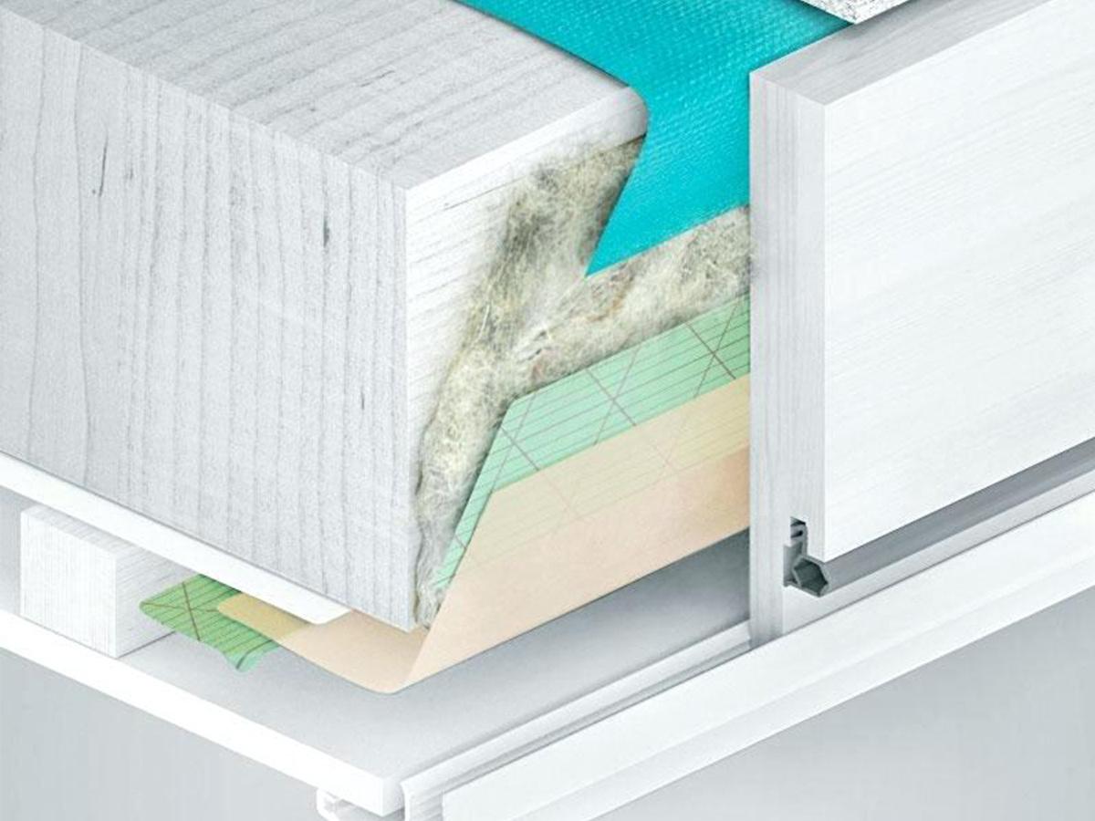 Fakro izolační sada LXD Rozměr (cm): 60x120