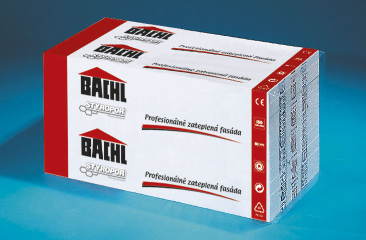 Bachl EPS 100 Tloušťka: 80 mm