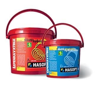 Hasoft Lepenka v kýblu Hasoft Lepenka v kýblu: 4.1kg (3kg + 1.1kg)