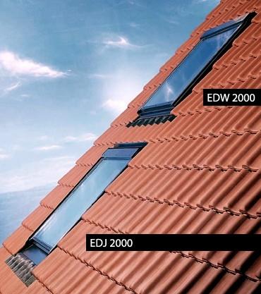 Velux Zateplené lemování EDJ 2000 Velux: CK02 55x78 cm
