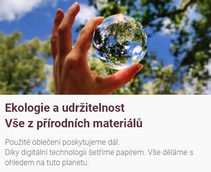 Ekologie a udržitelnost
