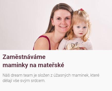 Maminky na mateřské