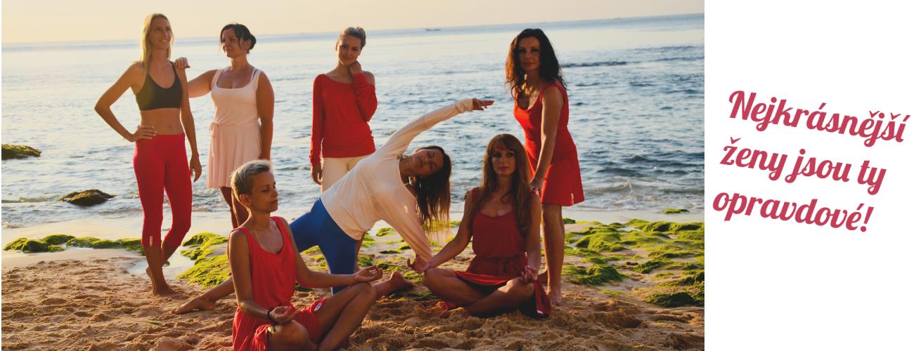 Naše letní a pozzimní kolekce nádherných žen