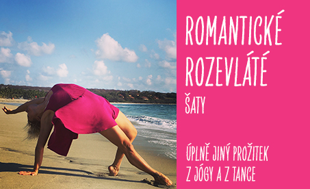 Romantické rozevláté šaty