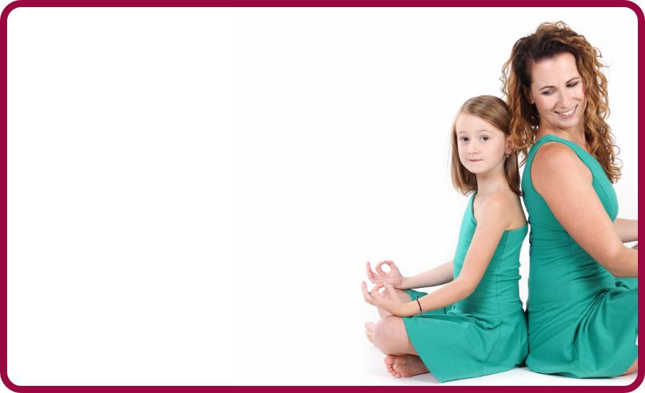 Jóga pro maminky s dětmi
