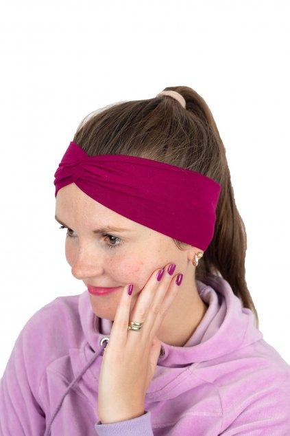 Celenka na jogu fialova (1)