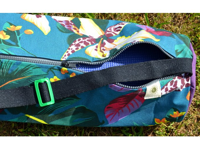Taška na jóga podložku Rainforest