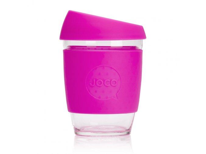 Skleněný JOCO Cup Pink