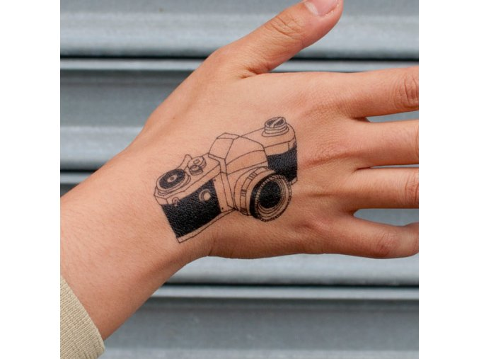 Tetovačka Tattly Camera