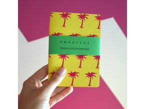 Xsmall Tropical Notebook