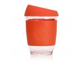 Skleněný JOCO Cup Orange