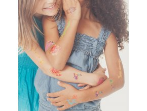Cirkusový balíček tetovaček Tattly Menagerie Set