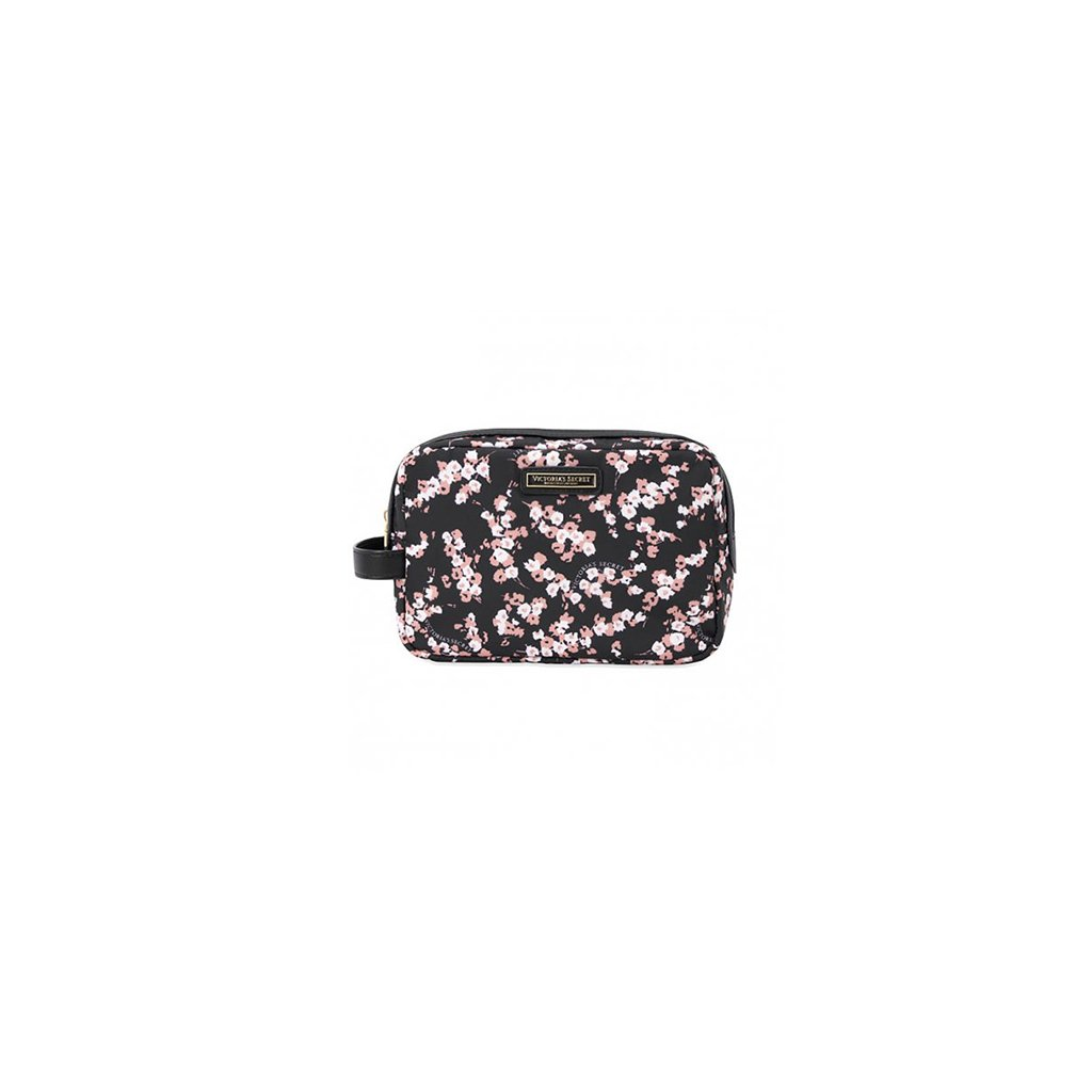 Victoria's Secret kosmetická taška Midnight Rose Carry-All Case