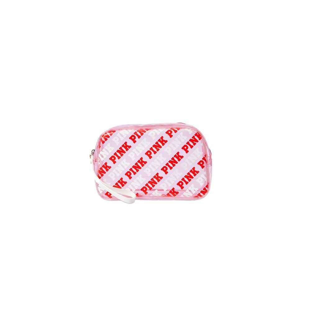 Victoria's Secret PINK kosmetická taštička Beauty Bag