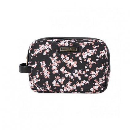 Victoria's Secret kosmetická taška Midnight Rose Carry-All Case