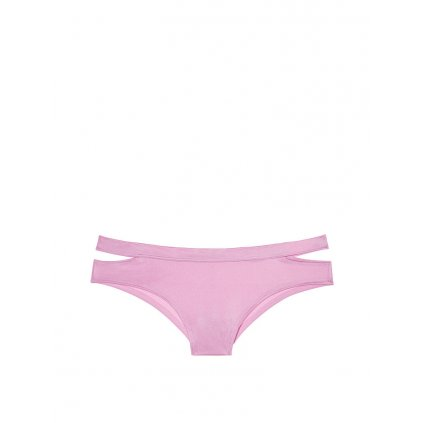 Victoria's Secret PINK brazilské kalhotky s průstřihy