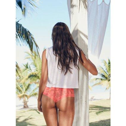 Victoria's Secret sexy krajkové brazilské kalhotky ve více barvách
