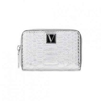Victoria's Secret malá stříbrná peněženka