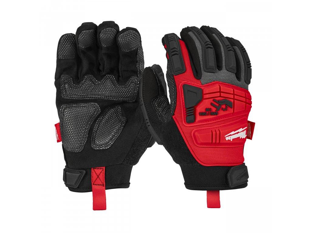 Demoliční rukavice - vel. XL/10 - 1ks
