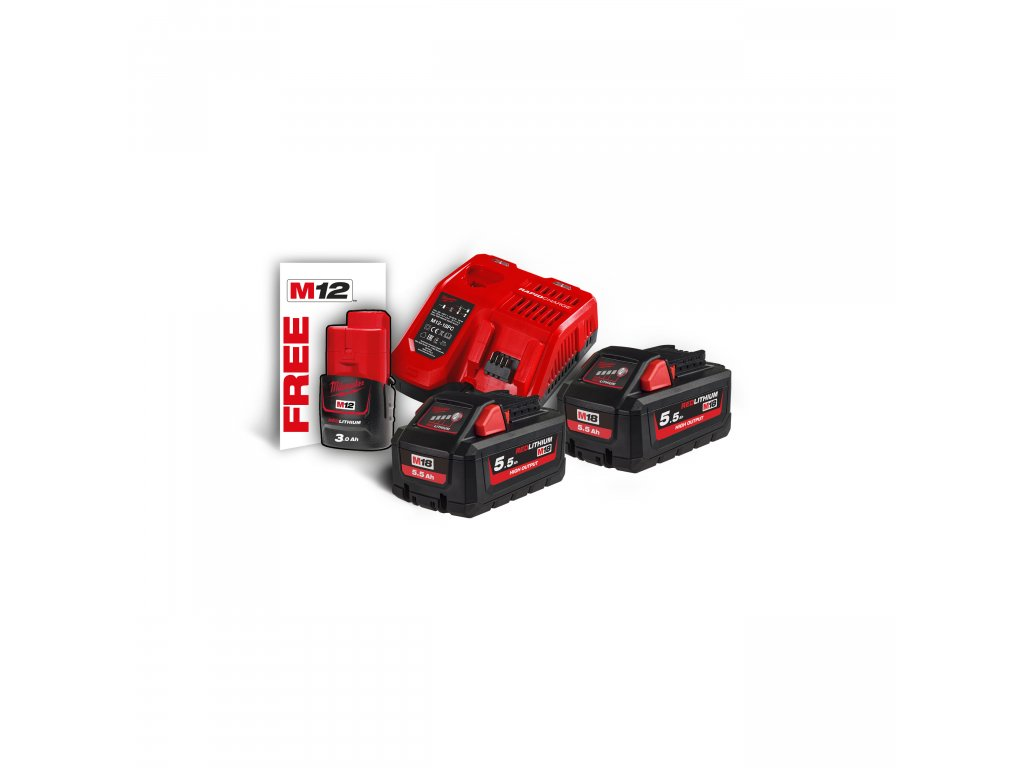 M18™ HIGH OUTPUT™ power pack