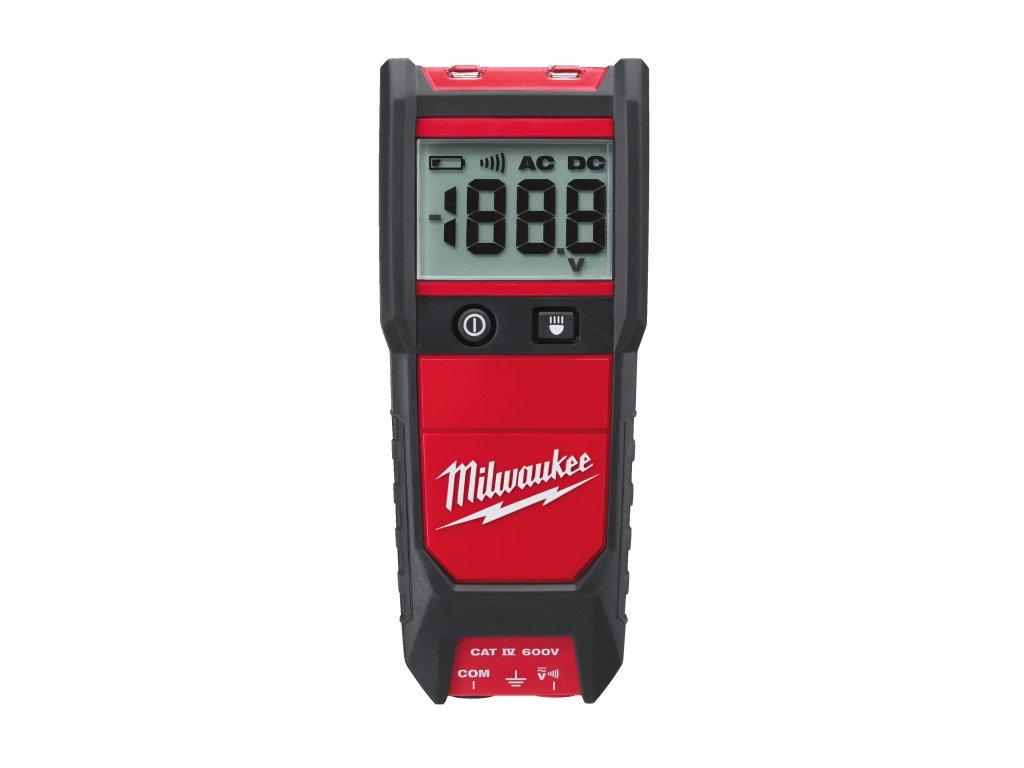 Milwaukee 2212-20, Automatický měřič napětí/kontinuity