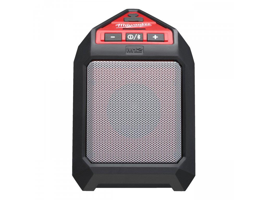 Milwaukee M12 JSSP-0, Bluetooth reproduktor
