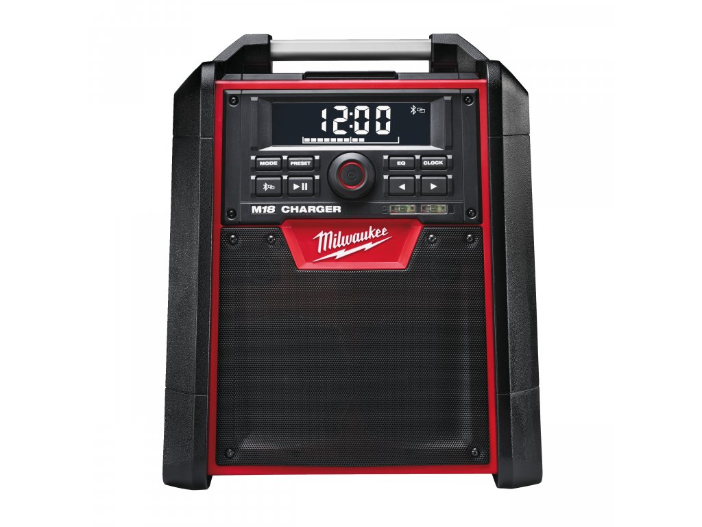 Milwaukee M18 RC-0, Rádio/nabíječka s bluetooth