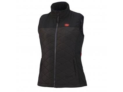 M12™ dámská vyhřívaná hybridní prošívaná vesta