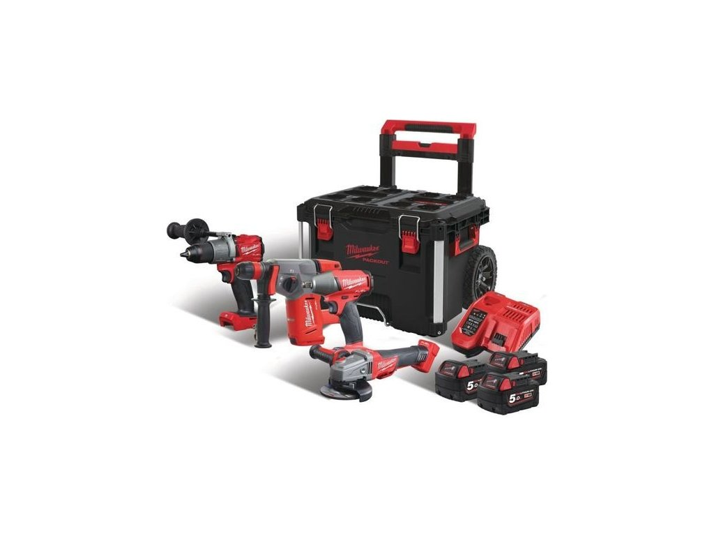 Milwaukee M18 FPP4A 503P