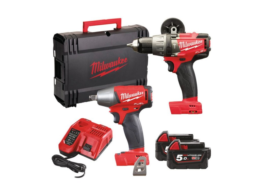 Milwaukee M18 FPP2B-502X M18 FUEL™ powerpack