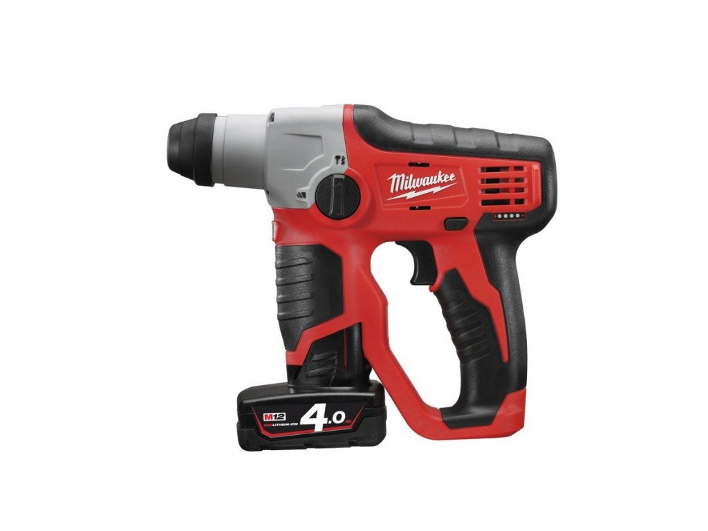 Milwaukee M12 H-402C M12™ Kompaktní kladivo SDS-plus