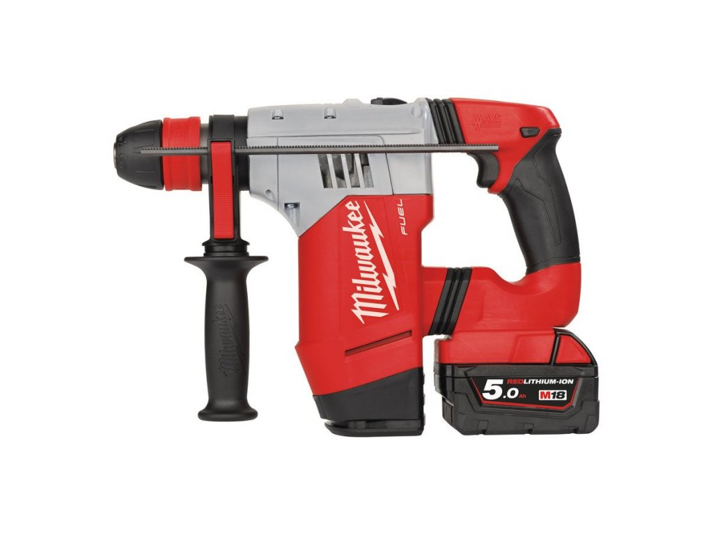 Milwaukee M18 CHPX-502X Kombi kladivo SDS-plus