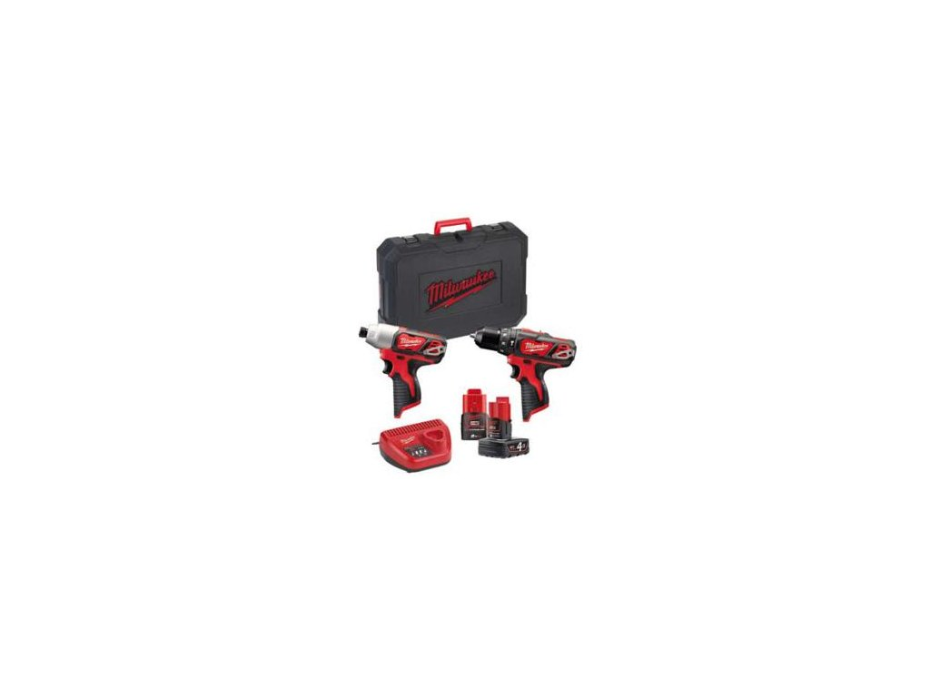 MILWAUKEE M12 BPP2B-421C