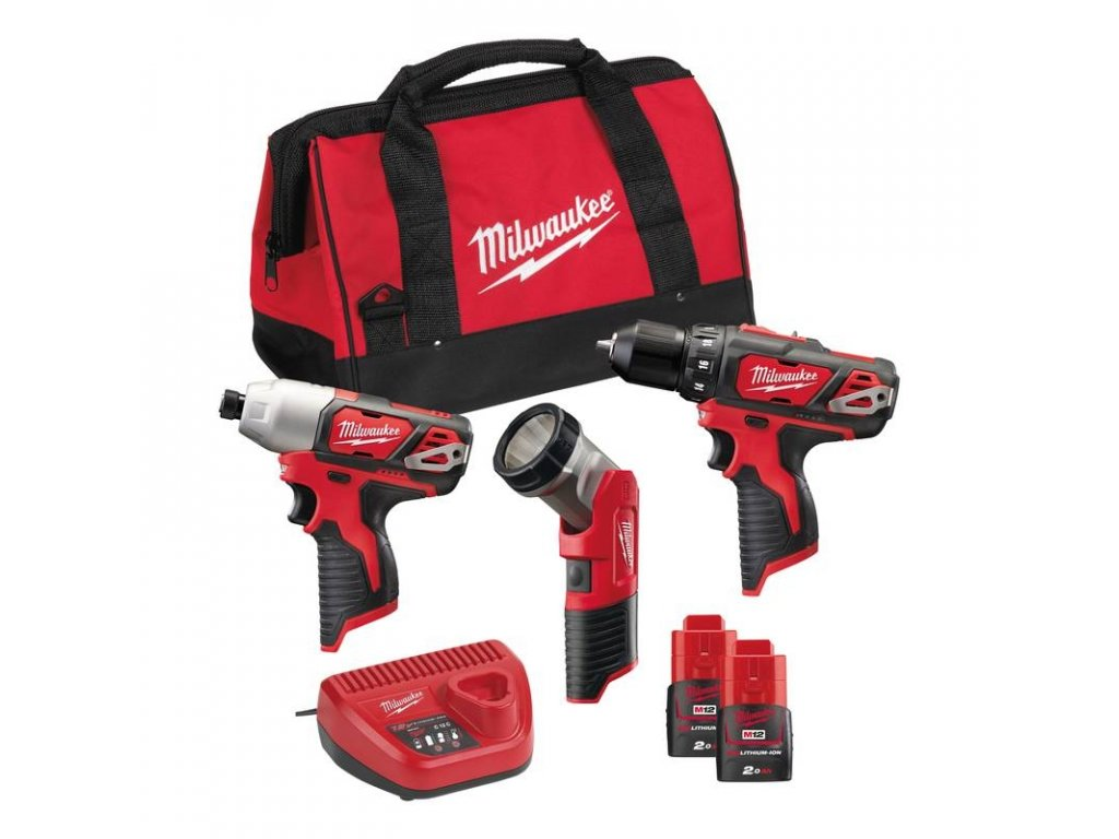 MILWAUKEE M 12 BPP3A-202B