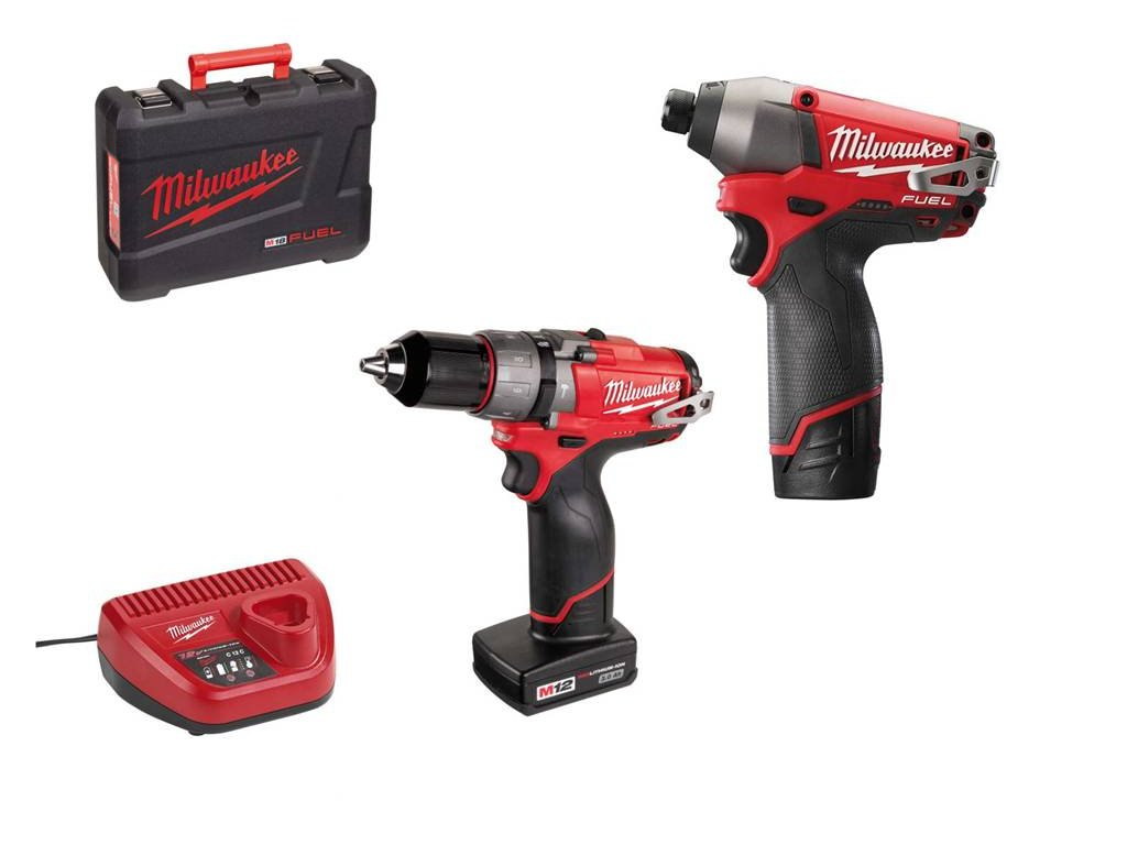 MILWAUKEE M 12 PP2A-402C