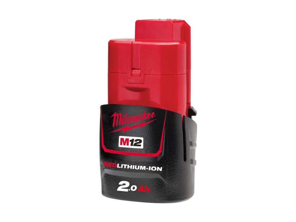 MILWAUKEE M 12 B2 akumulátor