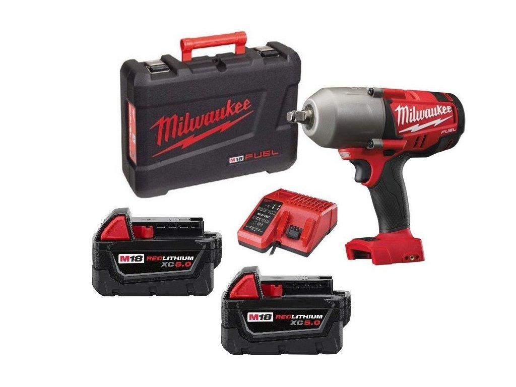 MILWAUKEE M18 CHIWP12-502X VARIOBOX