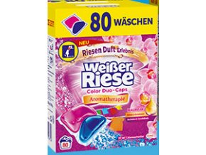 Weisser Riese Duo Caps Color 80 ks