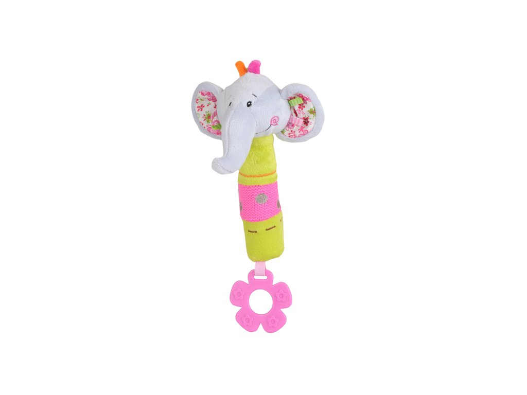 Pískací hračka babyono