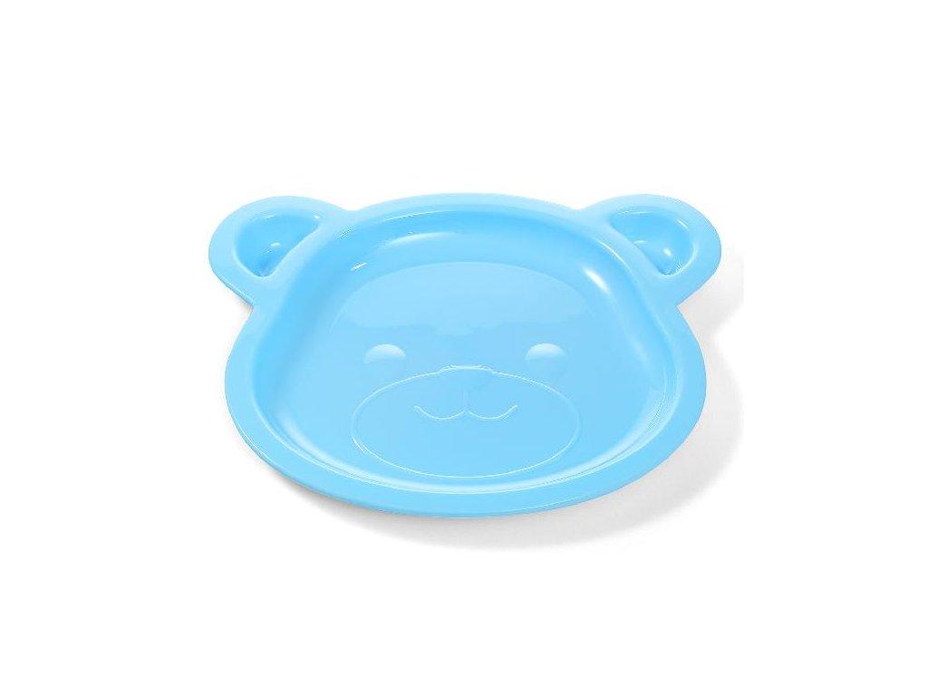 BabyOno Talíř Bear