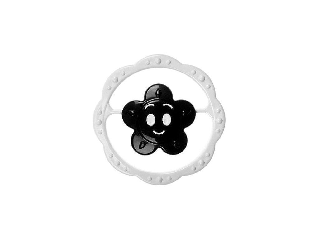 Profibaby Kruh hvězdička, kytička černobílá