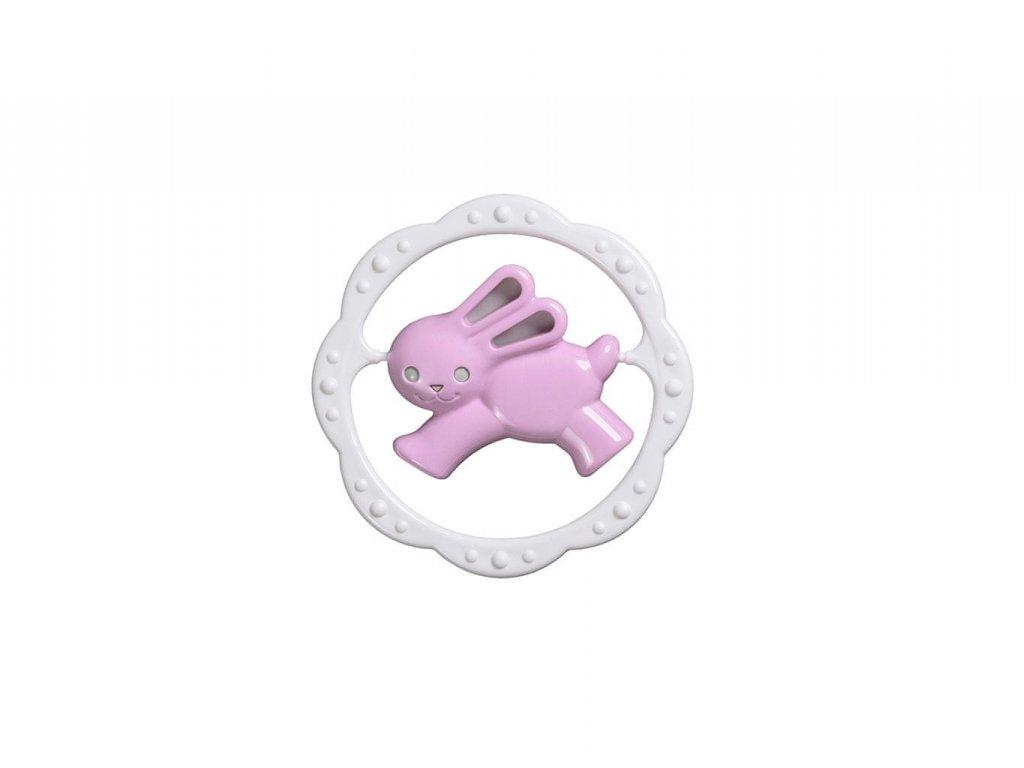 Chrastítko Kruh - zajíc