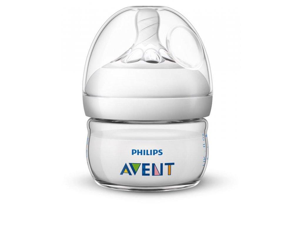 Philips AVENT Láhev Natural 60 ml