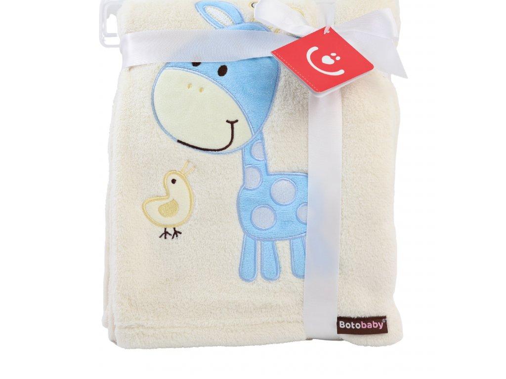 KCSN 08 beige blau giraffe
